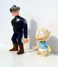 """Police Academy Eugene Tackleberry Kenner 1988 4 3/4"""" Vintage"""