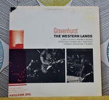 GRAVENHURST - The Western Lands [Vinyl LP,2007] UK WARP LP 157 Rare Rock *EXC
