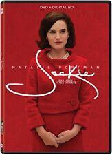 Jackie [JFK] (DVD 2016, Natalie Portman Peter Sarsgaard Greta Gerwig John Hurt)