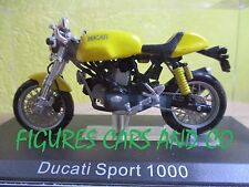 MOTO 1/24 DUCATI SPORT 1000  COLLECTION GM  MOTORCYCLE