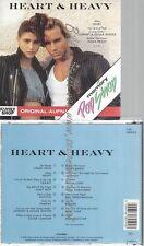 CD--HEART & HEAVY--HEART, JOHNNY WINTER, JUDAS PRIEST, CRAAFT, TED NUGENT..