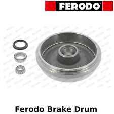 Ferodo Brake Drum - Rear, Diameter: 180, Holes: 4 - FDR329705 - OE Quality