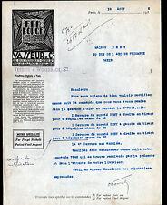 """PARIS (XII°) FER FORGE / LAMPES LAMPADAIRES """"VASSEUR / VERDIER & WORENBACH"""" 1932"""