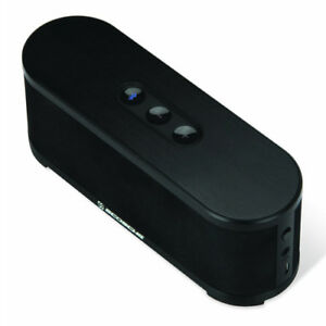 Scosche boomSTREAM Bluetooth Wireless Speaker and Portable Back Up Charger