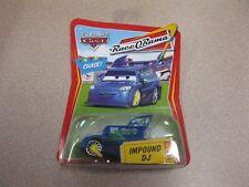 Disney Pixar The World Of Cars Series Race O Rama Impound DJ CHASE #84 Mattel