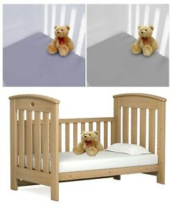 Toddler Baby Cot Bed Polycotton Pillow Case 60 x 40cm or Fitted Sheet 70 x 140cm