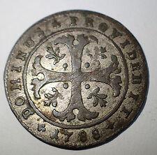 PIECE - 1/2 batzen 1788 SUISSE BERNE (1051J)