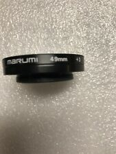 Marumi Filter for Camera 49mm +3