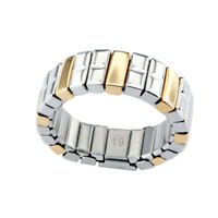 energetix 4you Retro Flex Magnetring Flexibel Bicolor Gold Silber 1214 Magnetix