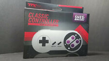 TTX Tech Classic Controller for Super NES, In Box