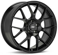 Enkei Tuning Series - RAIJIN Wheel 18x8 5x114.3 Black Paint 467-880-6545BK