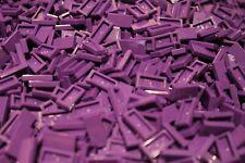Platte Set 1 x 1 rund 4073 dunkel lila 6141 dark purple 4566522 Neu LEGO 25 Stk