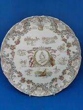 Queen Victoria Golden Jubilee Plate