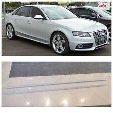 Seitenschweller für Audi A4 B8 Leisten Seitenleisten S Line Schweller side kits