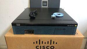 CISCO 2951/K9 Integrated Services Router 512DRAM/256F Gigabit Ethernet Cisco2951
