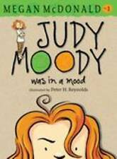 Judy Moody Was in a Mood 'Judy Moody Megan McDonald