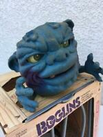 Boglins VLOBB Mattel Puppet Monster With Box Vintage 1987