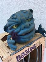 Boglins VLOBB Mattel Puppet Monster With Box Vintage 1987