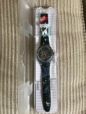 SWATCH X YOU MOON LANDING 50TH ANNIVERSARY NEW GENT SPECIAL WATCH LIMITED TO 256