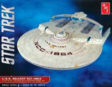 AMT 1/537 USS Reliant NCC-1864 Star Trek Wrath of Khan PLASTIC MODEL KIT 1036