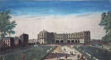 St Germain en Laye : Vue du Château à 4 lieues de Paris