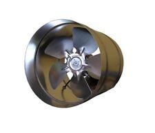 """Estrattore in metallo canalizzazione Fan 250mm/10"""" in linea di flusso d'aria Ventilatore industriale"""