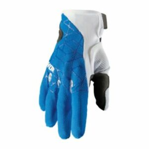 Thor MX T21 Draft Mens Motocross Gloves with Perforated palms