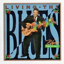 Living The Blues Christmas CD Hooker Amos Washboard Nappy Koko Time Life 1999