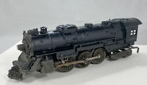 Vintage Lionel 2056 4-6-4 Hudson Steam Locomotive O Gauge FOR PARTS OR REPAIR