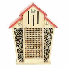 Bambeco Mason Bee Barn House Bee Keeping Hive Garden Pollination Nesting Box NEW