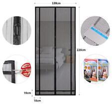 Fliegengitter Insektenschutz Magnet Mückenschutz Moskitonetz für Tür 220 x 130cm