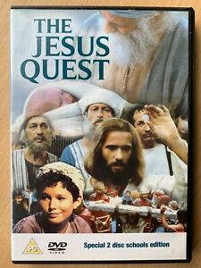 Jesus Quest DVD The Story of Christ for Children Religious Drama for Schools