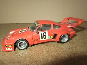 424Q MRE Kit WM Porsche 935 #16 Egon Evertz 6 H Silverstone 1976 Kinnunen 1:43
