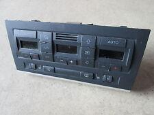 1-DIN Klimabedienteil Klimabetätigung AUDI A4 B6 8E0820043J Steuergerät