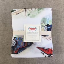 Pottery barn kids Thomas & Friends™ The Train Sheet Set Twin