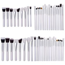 Professionelle 25tlg Kosmetik Pinsel Makeup Brush Echthaar-Schminkpinsel.Set~