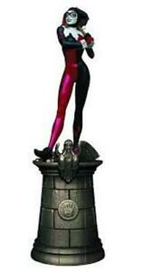Harley Quinn Scacchi Chess Collection Dc Comics Figurine Action
