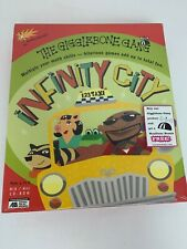 The Gigglebone Gang Infinity City Game
