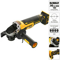 Dewalt DCG405N 18V XR Brushless Cordless 125mm Angle Grinder Body Only