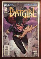 Batgirl issue #1 VF/NM 3rd Print Gail Simone DC New 52 Adam Hughes Cover HTF