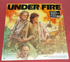 UNDER FIRE  LP FR   BOF JERRY GOLDSMITH  PAT METHENY