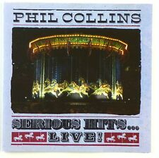 CD - Phil Collins - Serious Hits...Live! - A4532
