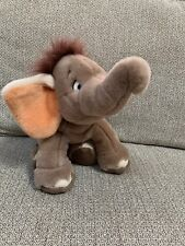 Disney Jungle Book Hathi Baby Elephant Soft Plush Stuffed Animal Toy 12""