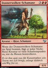 2x TUONO nuvole-sciamano (Thundercloud Shaman) COMMANDER Magic 2015