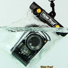 Underwater Housing Waterproof Case for Canon PowerShot ELPH 320/340/350/360/370