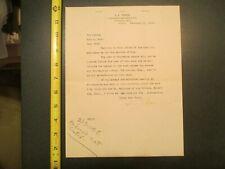 Chicago Illinois S C Theis Publishers Represenative 1918 IL Letterhead 927