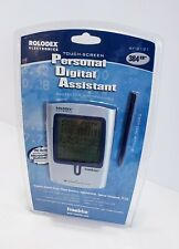 Franklin Rolodex RF-8121 384 Kb Palm Style Touch Screen PDA New Free Shipping