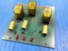 GENERAL ELECTRIC GE 193X279AAG03 CIRCUIT BOARD USED (M4)