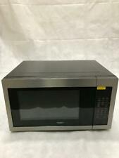 Whirlpool WMC30516HZ 1.6 Countertop Microwave Oven Fingerprint Resistant - Bl...