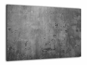Magnetic Board Glass board Concrete Cement Print Wall Art Decorative Picture